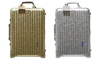 Bape x Rimowa Spring 2010 Suitcases