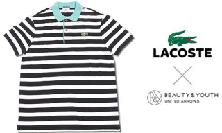 Beauty & Youth x Lacoste Polo Shirts