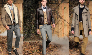 Billy Reid Fall 2010 Collection