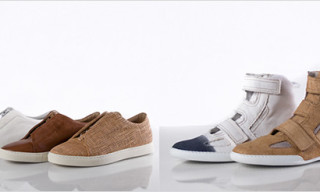 Creative Recreation for Barneys Spring 2010 Footwear