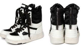 Diet Butcher Slim Skin Spring/Summer 2010 Horse Hair Sneaker