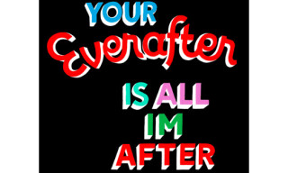 "Steve Powers ""Your Everafter"" Print"