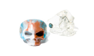Garni x Mackdaddy Skull Rings