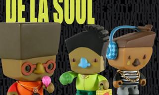 Kidrobot x De La Soul 20th Anniversary Pack