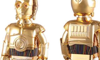 Star Wars x Medicom Toy 400% C-3PO Kubrick