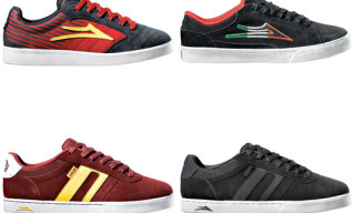 Lakai Spring 2010 Limited Edition Footwear – Nip Tuck Pack and World Cup Pack