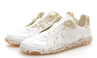 Martin Margiela Paint Sneaker