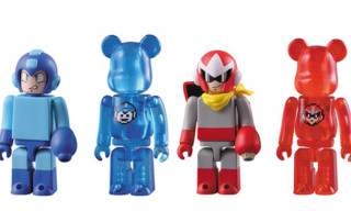 Medicom x Mega Man Bearbrick Sets – Rockman and Blues