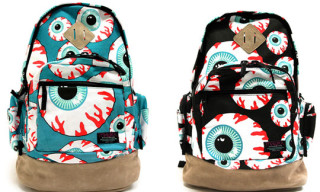 "Mishka NYC Spring 2010 ""Keep Watch"" Backpack"