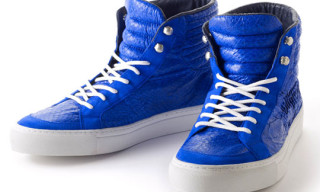 Mors Artic Fish Leather Fall/Winter 2010 Footwear