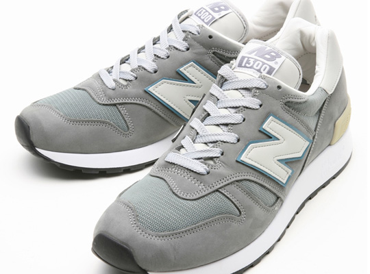 new balance 1300 white grey