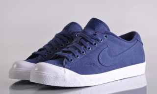 Nike Spring 2010 All Court Canvas Low Quickstrike