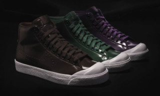 Nike Sportswear All Court Leather Mid