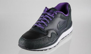 Nike Spring 2010 Air Safari Anthracite/Purple