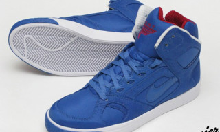 "Nike Spring 2010 Auto Flight High ""Varsity Blue"""