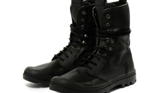 Palladium x Neil Barrett Boots