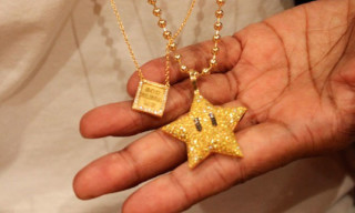 "Pharrell Williams ""Mario Kart"" Jewelry"