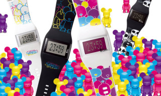 ODM x Toy2R Qee Watch Collection