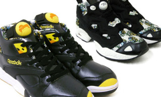 Reebok Spring 2010 Hawaiian Pack – Court Victory Pump and Insta Pump Fury