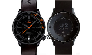 Solebox x Sinn U2 Diver Watch