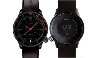 Solebox x Sinn U2 Diver Watch