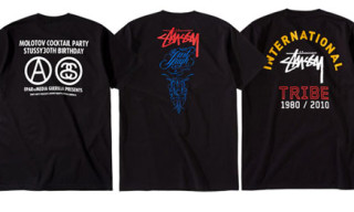 Stussy XXX Tees Group 1 – A Detailed Look