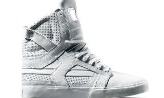 Supra Skytop II TUF – White Colorway