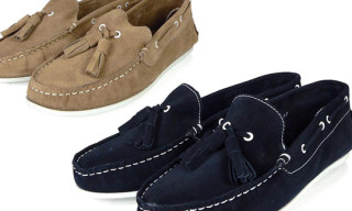 Surface 2 Air Spring/Summer 2010 Moccasin Tassle Loafer