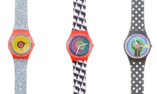 Swatch Artist Series Watchs – Gary Card, David Benedek and Carrie Munden