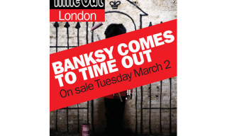 Time Out London x Banksy