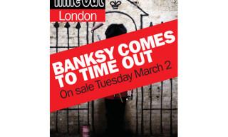 Time Out London x Banksy