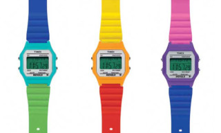 Timex 80 Spring 2010 Rainbow Collection
