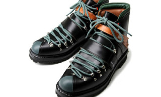 Undercoverism Spring/Summer 2010 Hiking Boots