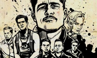 Upper Playground x Quentin Tarantino: The Lost Art of Inglorious Basterds