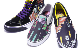 "Vans x KISS ""Hotter Than Hell"" Spring 2010 Pack"