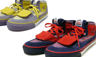 Vans x White Mountaineering Spring/Summer 2010 Mountain Edition
