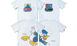 XLarge x Disney Spring 2010 Donald Duck T-Shirts