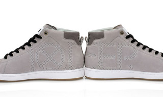 "10.Deep x adidas Consortium ""Raw Dog"" Stan Smith Mid"