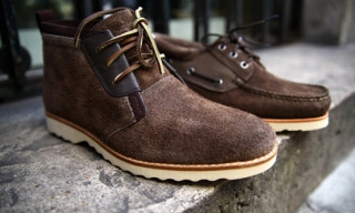 Abington by Timberland Spring/Summer 2010 Desert Boot