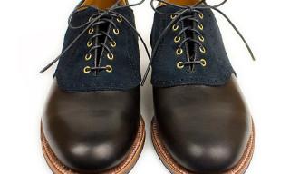 Alden for Blackbird Osgood Series Saddle Shoe