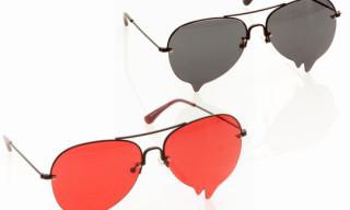 Ann-Sofie Back Dripping Sunglasses