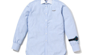 "Billionaire Boys Club x Turnbull & Asser ""Watch"" Shirt"