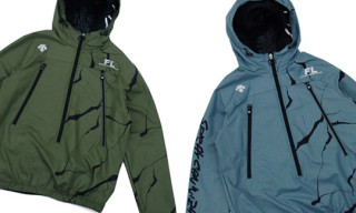 Futura Laboratories x Descente Spring/Summer 2010 Pullover Jacket