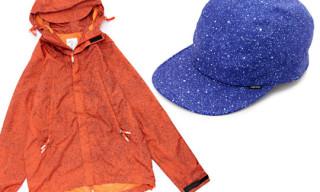 Hectic Paint Drip Jet Cap & Nylon Jacket