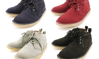 JUN Red Desert Boots