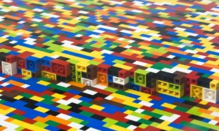 LEGO Table by Studio ABGC