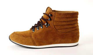 Mors Footwear Fall/Winter 2010 Arctic Elk Running Sneakers