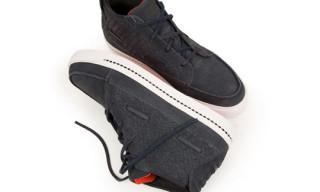 Nike Aina Chukka Woven – Navy