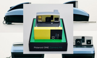 Polaroid 600 One Camera Kit by Paul Giambarba