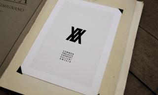 Robert Geller x Common Projects Autumn/Winter 2010 Lookbook